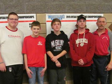 Fitzroy wrestlers place high in Windsor competitions
