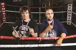 Durham Boxing Academy McLaughlan and Nicholson