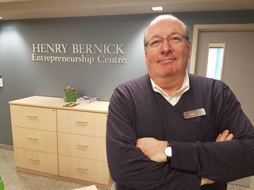 Inside the Henry Bernick Entrepreneurship Centre