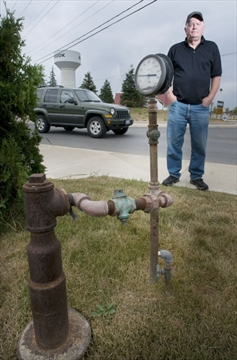 The heat is on private gas well owners | TheSpec com
