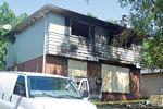 Fire guts Midland home