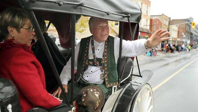 Kitchener Mayor Zehr Packing Away The Lederhosen