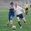 2015 boys soccer action