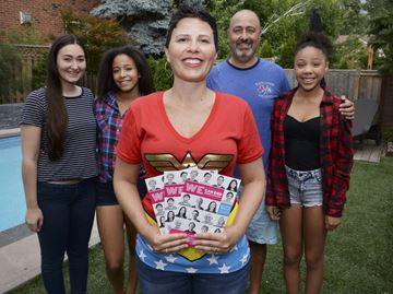 Weekend to End Women's Cancers helps Oakville mom fight
