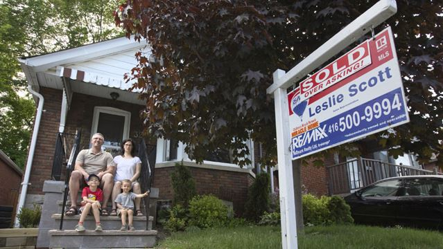 Toronto Family Moves To Kitchener To Get Affordable Home