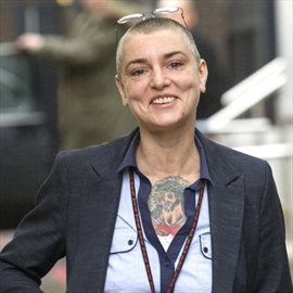 Sinéad O'Connor slams planned performance with Pope-Image1