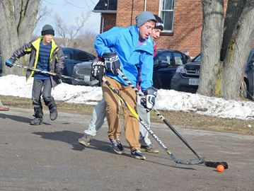 Ivy tournament raises money for Barrie charity