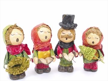 The Spectator is running an assortment of Christmas carols through the season.