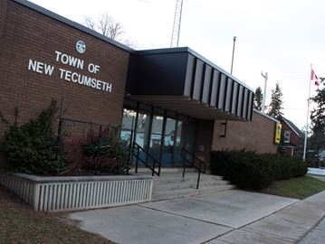 New Tecumseth Municipal Building