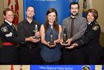 Police, civilians and media recognized during Halton police Awards