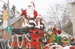 Santa Clause set to visit the village