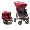 Strollers recalled