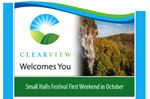 Clearview council approves new entrance sign look