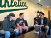 A's President Kaval opens doors to fans for office hours-Image1