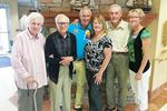Ron MacLean visits Penetanguishene seniors home