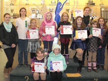 New Tecumseth Skating Club wins hardware at Bradford event