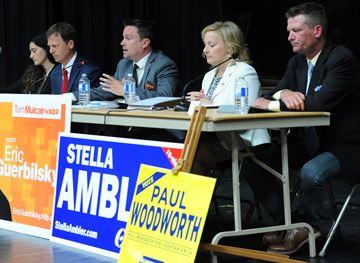 Malton federal election debate