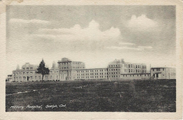 Flash From the Past: The Speedwell Military Hospital