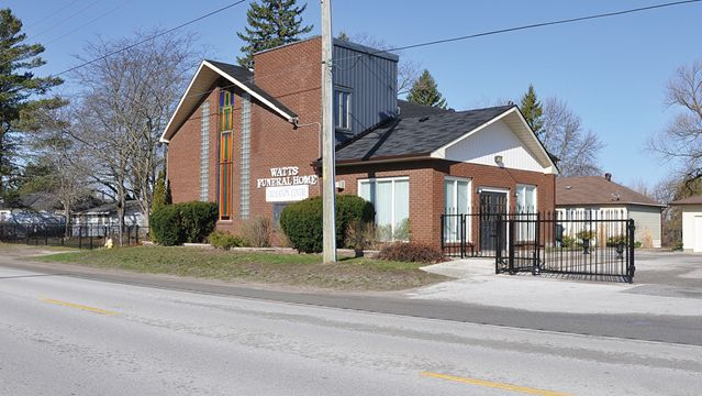 Funeral Homes Collingwood Ontario