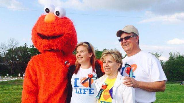 Relay for Life a family affair