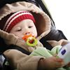 Keeping car seat safe in cold weather