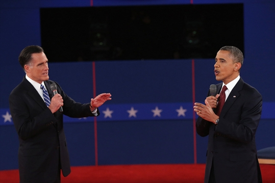 Obama More Battle Hardy In Second Showdown With Romney Hamiltonnews Com