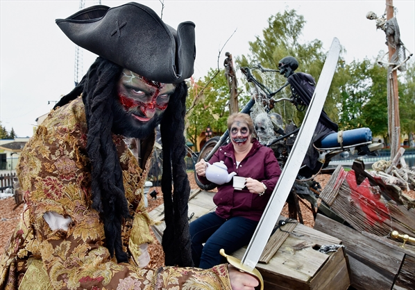 MAP: Looking to scare up a good time? Check out York Region's haunted hikes