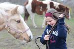 Horse riding at True Colours Equine Facility