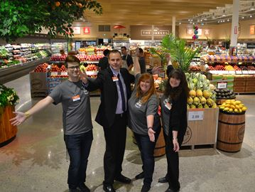 New Cundles Road Zehrs Opens