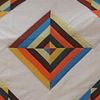 Lynda Neck's first quilt from 1984