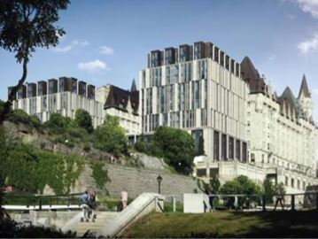 Public consultation period launched on Château Laurier expansion