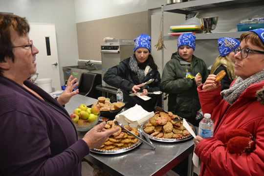 Table Soup Kitchen Food Bank