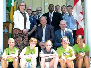 New grants for Ancaster