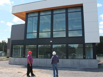 Fitness classes, centre to open this fall