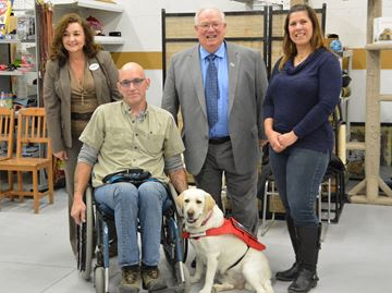 New dog-training programs come to Quinte West