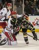 Knights defeat Ice Dogs 4-1