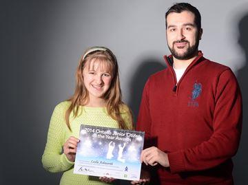 Oakville's Leslie Ashworth nominated for Ontario Junior Citizen award