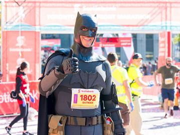 Since 2013, Jean-Paul (JP) Hernandez has been running races in support of SickKids Hospital. Over five years, he has helped raise $6,000.