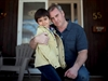 Dad escalates citizenship fight for son-Image1