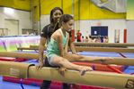 Gymnastics Camp at Ken Giles Rec Centre