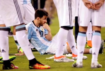 Lionel Messi says he is quitting Argentina national team-Image3