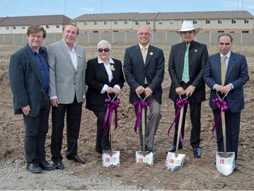 LJM breaks ground on nine-storey condo