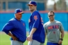 Mets' Wright has shoulder injury, won't throw for 2 weeks-Image1