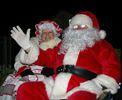 Santa in Norwood