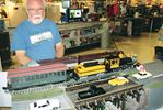 All aboard for Arnprior's model train show