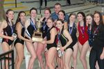 Waterdown junior girls win city water polo title