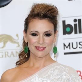 Alyssa Milano: Divorce is 'not an option'-Image1