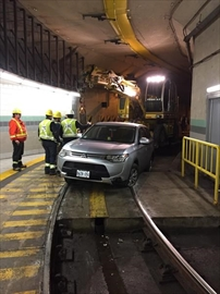 Man claims GPS led him into transit tunnel-Image1