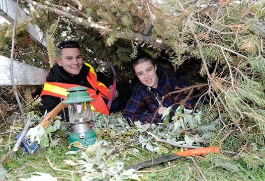 Army cadets challenge youth to go beyond their comfort for Garage cda chilly