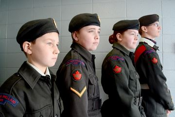 Fonthill cadets set sights on European tour